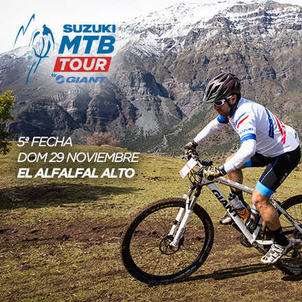 Suzuki Mountain Bike Tour by Giant 5ª Fecha 2015