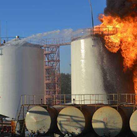 Atmósferas Explosivas en Ambientes de Riesgo en Plantas Industriales