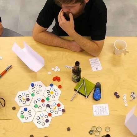 Taller de Diseño de Juegos de Mesa en SST