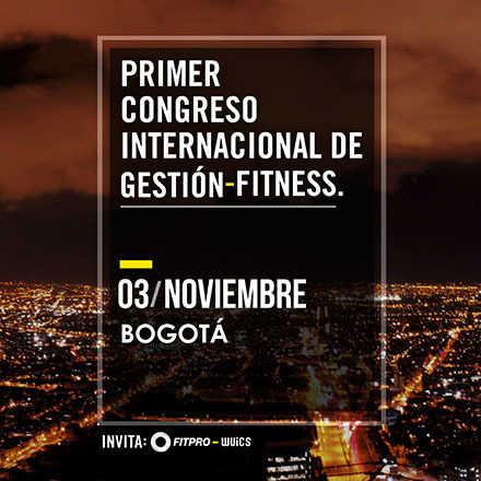 1er Congreso Internacional de Gestión - Fitness
