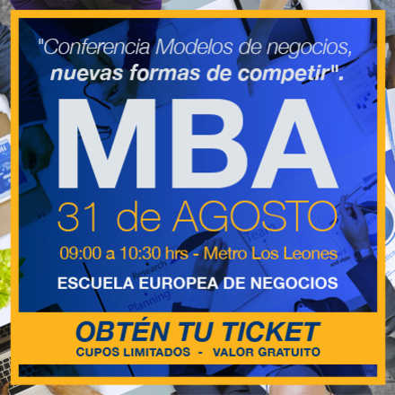 MBA Nuevas Formas de Competir