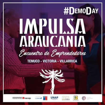 Entrenamiento Demo Day en Temuco