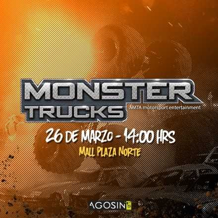 Monster Truck 26 de Marzo / 14hrs