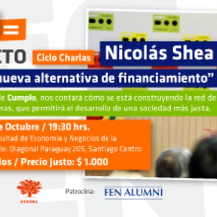 Mi Pega = Mi Impacto: Nicolás Shea