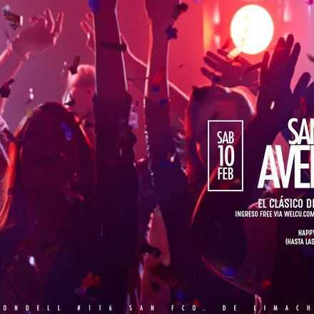Santo Averno / Sáb 10 Feb