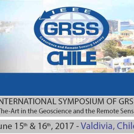 Primer Simposio Internacional de Geociencia y Teledetección de GRSS-CHILE