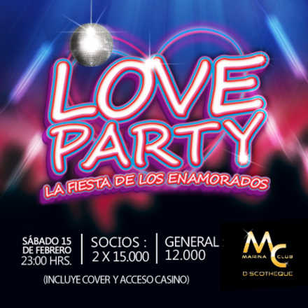 Fiesta Love Party