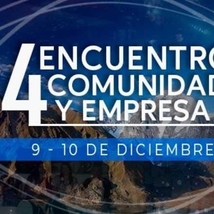 4° Encuentro Comunidad & Empresa