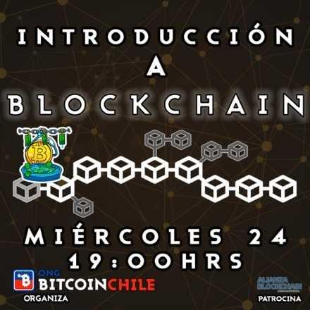 Introducción a Blockchain - 24 de Julio