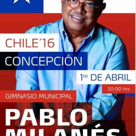 Pablo Milanés en Concepcion