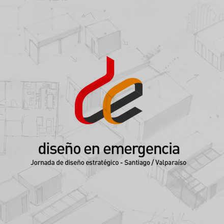 Diseño en Emergencia STGO - Jornada Colaborativa de Diseño