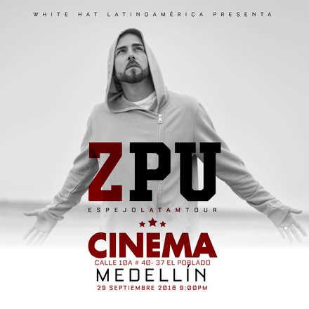 Zpu Gira Espejo · Medellin