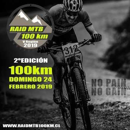 Raid MTB 100 km 2019