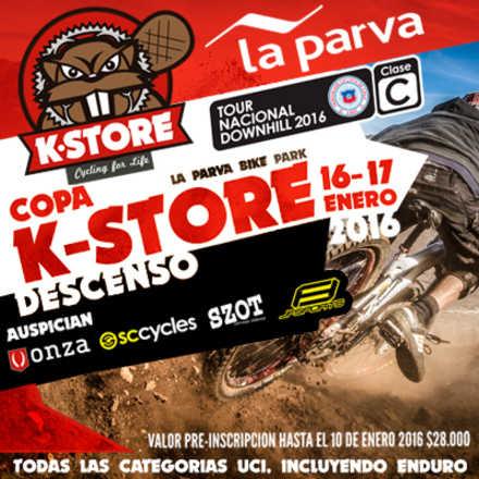 Copa K-Store 2016 La Parva