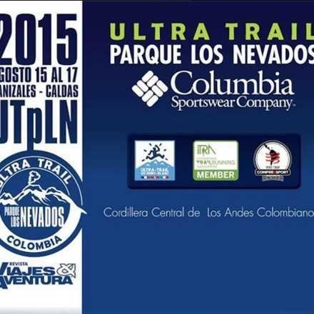 Ultra Trail Parque Los Nevados Columbia 2015