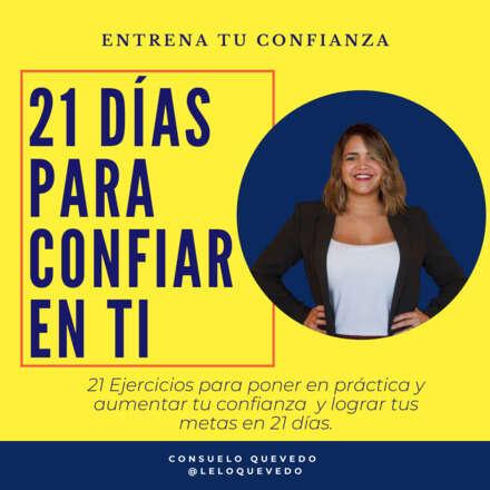 2da edición: 21 días para volver a confiar en ti