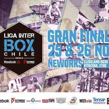 Final Campeonato Nacional Liga Inter Box Chile 2017