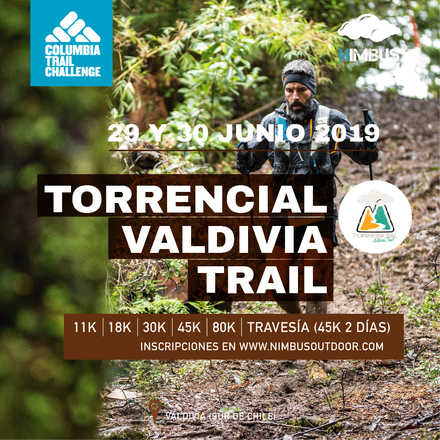 Torrencial Valdivia Trail 2019