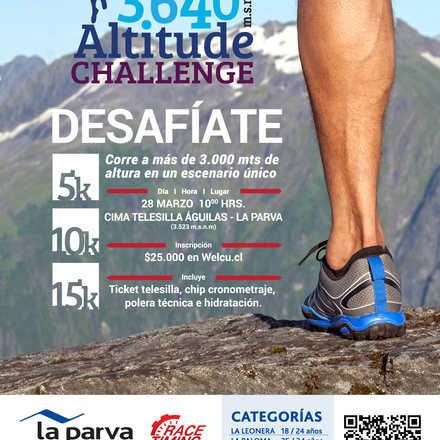 Altitude Challenge 2015