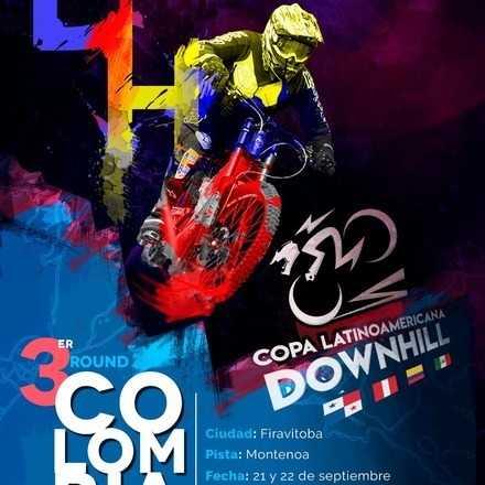 COPA LATINOAMERICANA DE DOWNHILL COLOMBIA 2019