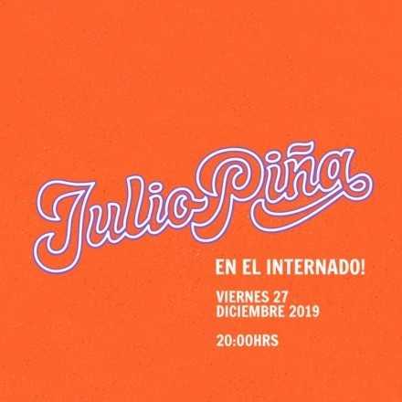 Julio Piña en El Internado