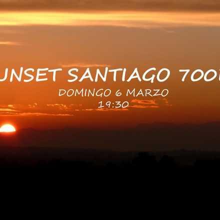SUNSET 700D+