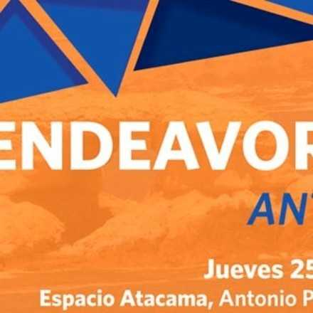 ENDEAVOR TALKS ANTOFAGASTA