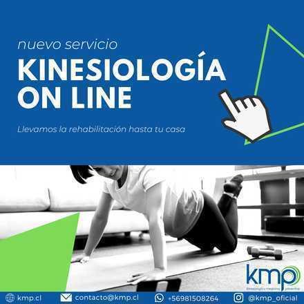 Kinesiología Online KMP