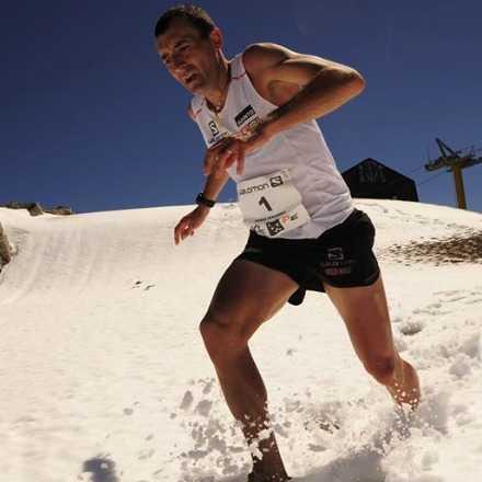 Miguel Heras Trail Running Camp