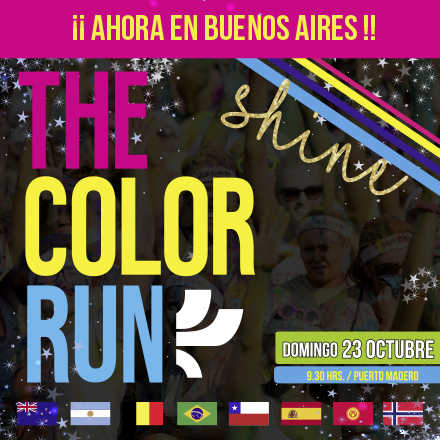 The Color Run Buenos Aires