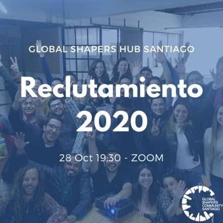 Shapers Santiago: Reclutamiento 2020
