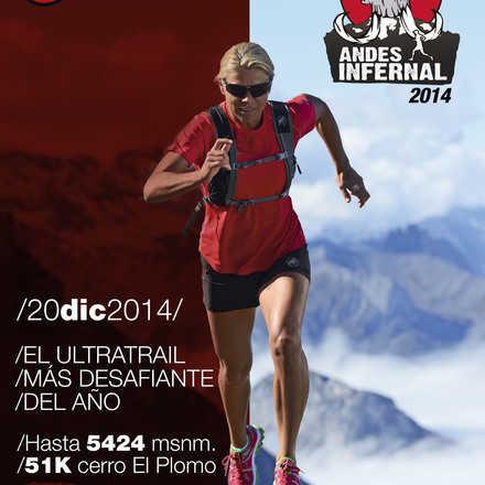 Mammut Andes Infernal Ultra Trail / Skyrunning