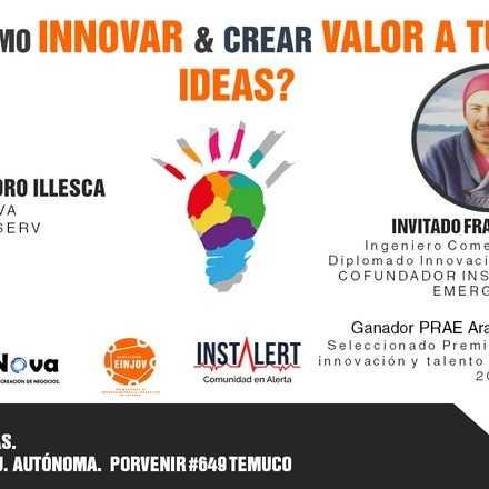¿Cómo Innovar & Crear valor a tus ideas?