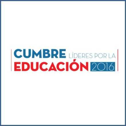 Cumbre Líderes por la Educación 2016