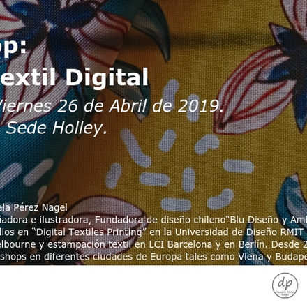 Workshop Diseño Textil Digital