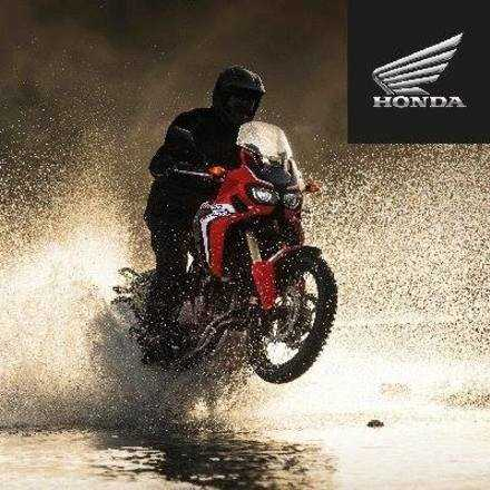 Honda Adventure La Retuca