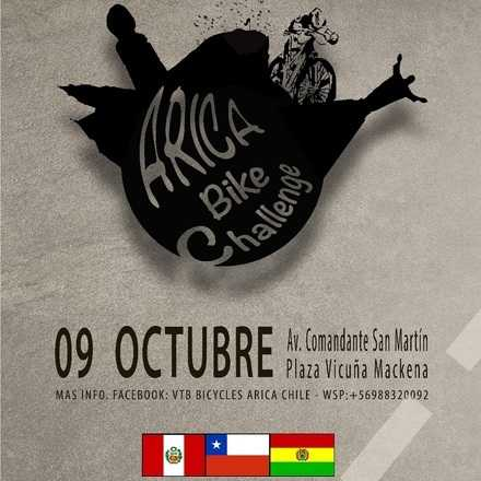 Arica Bike Challenge 2016