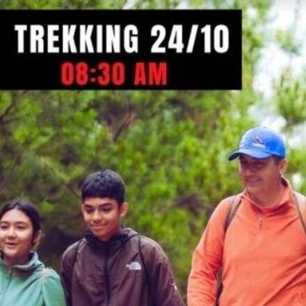 Trekking al Cerro Cayumanque, Primavera 2021.