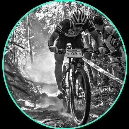 Clinica de Mountainbike en Cerro Manquehue