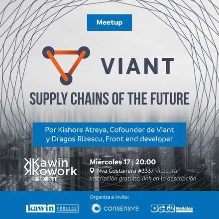 Viant: Supply chains of the future