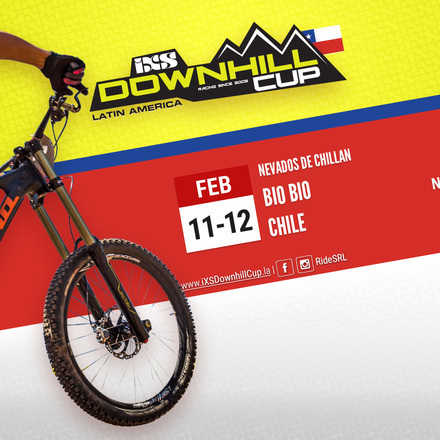 iXS Downhill Cup LA Chile