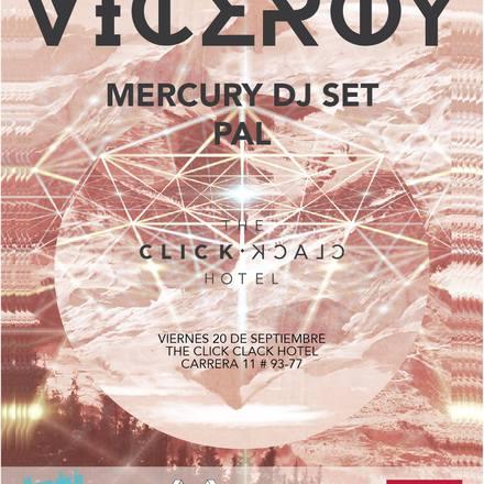 VICEROY MERCURY DJ SET