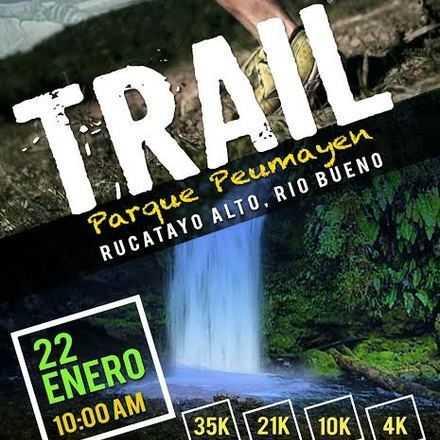 Trail Parque Peumayen Rucatayo Alto