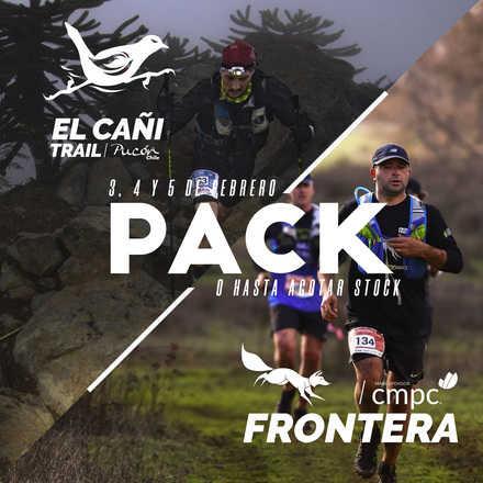 Pack: El Cañi Ultra Trail + Frontera Trail 2020