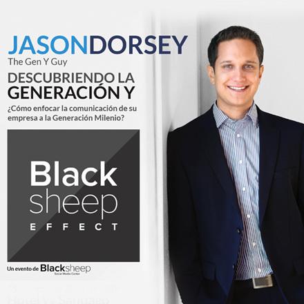 Blacksheep Effect: Jason Dorsey en Chile