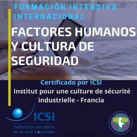 Factores Humanos y Cultura de Seguridad.