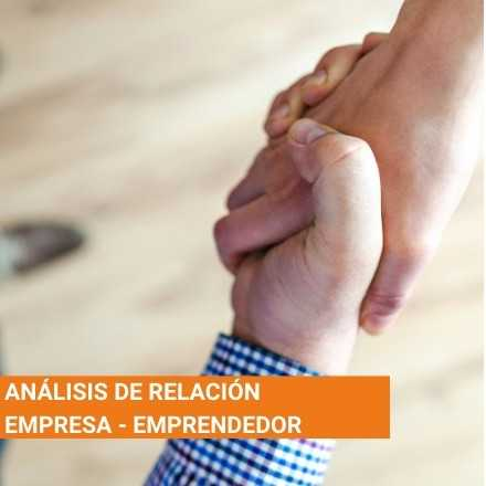Análisis de relación empresa - emprendedor