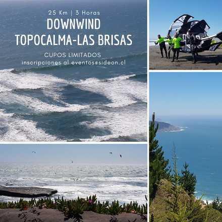 Downwind Topocalma - Matanzas