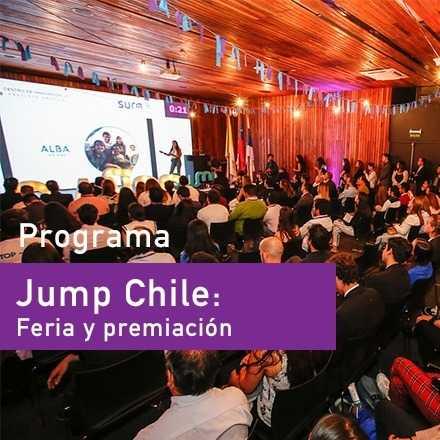 Jump Chile 2019 -  Feria y Premiación
