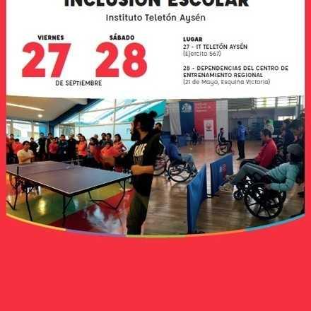 IV Seminario de Inclusión Escolar Teletón Aysén